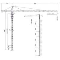 Tower Crane (QTZ80-5513)