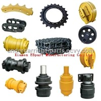 Undercarriage parts for excavator and bulldozer