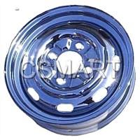 Vw beetle steel wheel