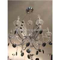 chandelier crystal lamp