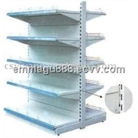 double side luxury big backboard shelf