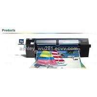 large format solvent Spectra printer