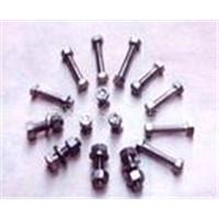 molybdenum screws & nuts