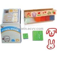 rubber stamp, wooden stamp, wood stamp, toy stamp, eva stamp, self-inking stamp, date stamp