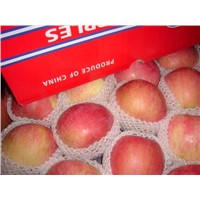 third class fuji apples