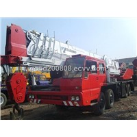 supply kato crane 50 tons truck crane