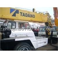 used 30ton  tadano crane