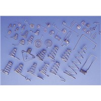 wire forming parts