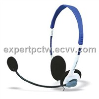 Light Headset with Mic