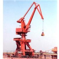 320-650TPH kangaroo type crane