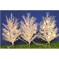 3pc icy beads tree pathway lights