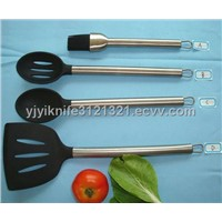 4pc Silicone Kitchenware (YLC007)