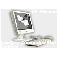 All in one computer - low cost