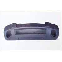 Automobile mould for bumper