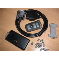 BMW-E65/E66 key matching device via OBDII