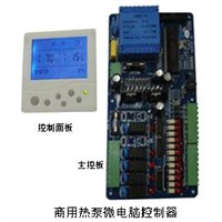 Commercial Heat pumps controller