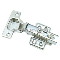 hydraulic buffering concealed hinges (full overlay)