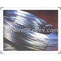 Electro Galvanized Low Carbon Steel Wire