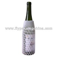 Fruit Foam Net (Single, Packing Glass Bottle)