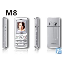 GSM+CDMA dual sim cards mobile phones