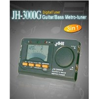 Guitar/ Bass Tuner (3 in 1) (JH-3000G)