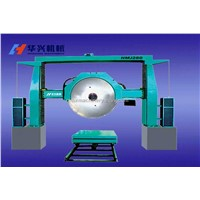 HMJ280 Frame Diamond Disc Stone Sawing Machine