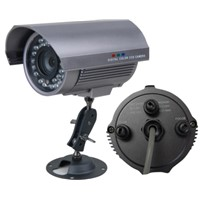 IR LED Camera with Vari-focal Lens