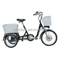 KTN-004 ELECTRIC TRICYCLE