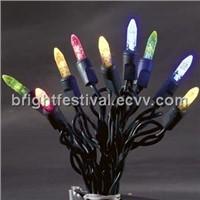 Recco  LED Christmas Light String(C6,C7,C9,M5,G12)