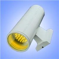 LED wall light