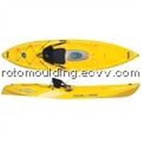 Mould for kayak,sea canoe
