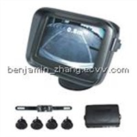 Parking Sensor with Rearview Screen