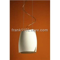 Plaster Pendant Lamp