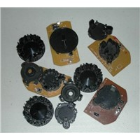 Plastic injection moulds for alarm