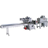 QNF590: AUTOMATIC SHRINK PACKAGING MACHINE