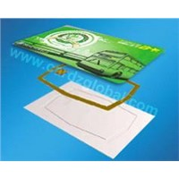 RFID contactless smart card