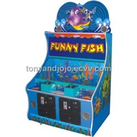 Redemption game--Funny Fish