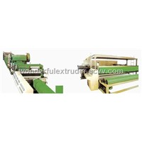 Unidirectional and two-direction Plastic Earthwork Grid Production Line