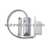 Wireless door  contacts for rollup door
