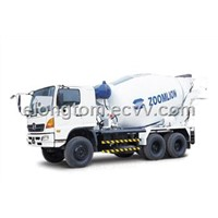 Concrete Mixer-Trunk-mounted (ZLJ5250GJB6)