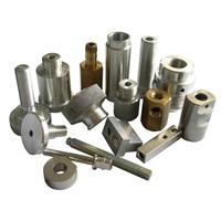 customized machined parts precision products