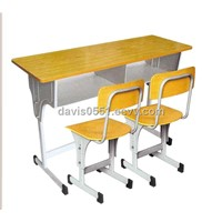 metal desk and chair(ST-002)