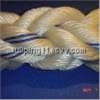 polymide fiber mooring rope