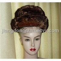 winter fur hat