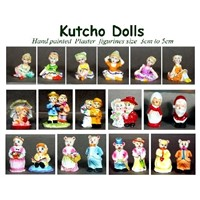 christmas decoration dolls