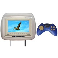 car dvd player with 7inch lcd monitor