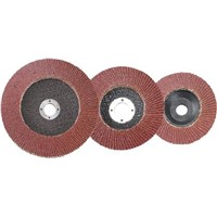 Aluminium Oxide Flap Disc (Type27).
