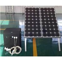 160w Solar Power Supply System