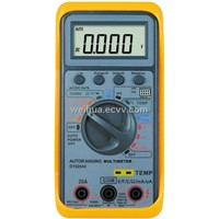 Auto-Range Digital Multimeter (DT82040)