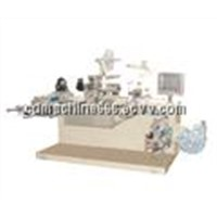 CD-125 Auto placket labeling machine for packing film